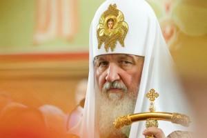 Кирилл , Глава РПЦ