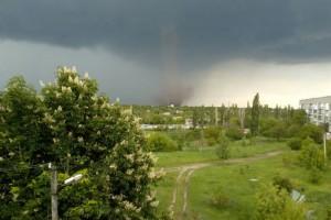 В Кировоградской области пронесся смерч