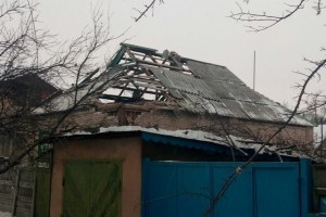 Боевики продолжают обстреливать Авдеевку