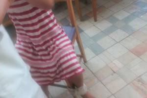 В санатории Орлятко медперсонал издевался над ребенком