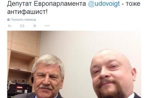 Журавлев: Фойгт - антифашист