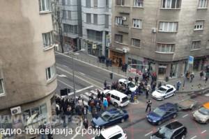 Взрыв в столице Сербии прозвучал днем 21 марта
