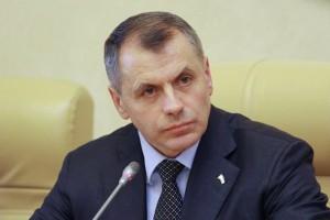 Владимир Константинов, Председатель Госсовета Крыма