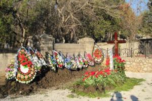 Януковича-младшего похоронили в Крыму – брат
