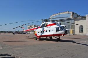 В пользование ГСЧС передали отремонтированный самолет Ан-26