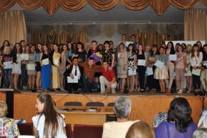 Выпускники, которые остались в Горловке