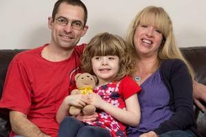 Родители Хлои не могут нарадоваться за свою дочь