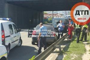 Водитель умер за рулем