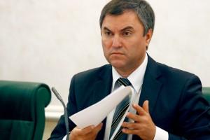 Вячеслав Володин, Первый замглавы администрации президента РФ