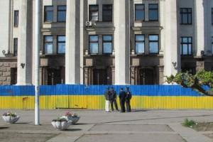 На Куликовом поле в Одессе снесли мемориал жертвам 2 мая
