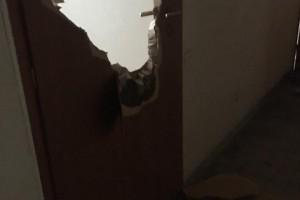 Погром в волонтерском офисе в Одессе