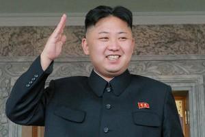 Ким Чен-ун.