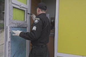 Полиция по горячим следам задержала грабителя