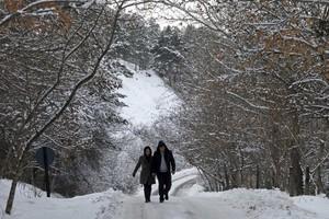 На Восточную Европу обрушились сильнейшие морозы и снегопады