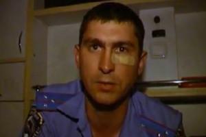 Гаишника после нападения депутата увезли в больницу