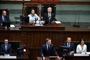 Инаугурация президента Польши