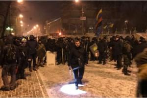 Активисты сообщили о пострадавших во время попытки штурма