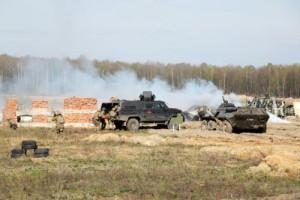 Козак-5 состоит на вооружении у спецотряда Вега