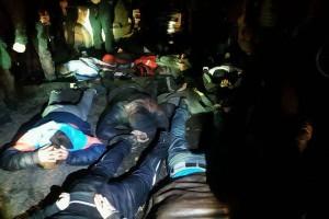 Задержание рейдеров в Полтавской области