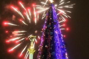 Новогодняя елка в 2006 году