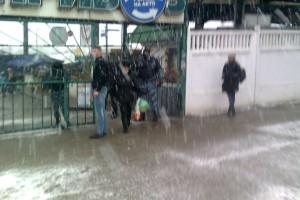 В Симферополе задержали людей с украинскими паспортами
