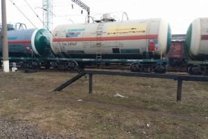 Активисты заметили в Конотопе поезда с углем из РФ