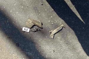 В результате взрыва никто не пострадал