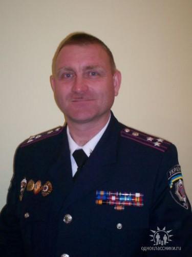 Генерал Сергей Кульчицкий