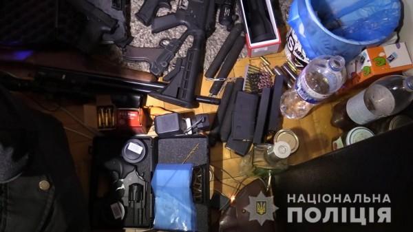 Злоумышленник задержан в Святошинском районе