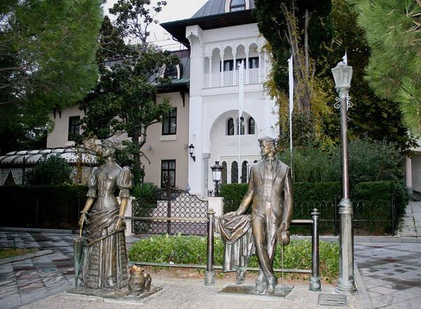 Вилла София  - отель, расположенный в Ялте