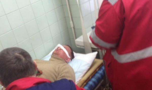 Левченко доставили в одну из столичных больниц