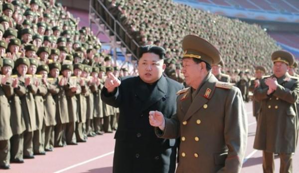 В Северной Корее казнили главного по Генштабу