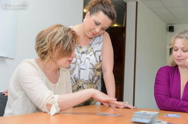 Ирина предпочитает работать с женщинами возрастом 30 лет и более