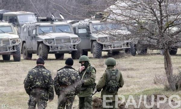 Служащего МВД завербовали в Крыму