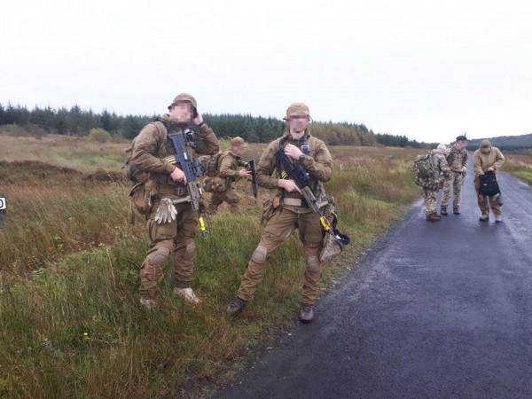 Спецназовцы приняли участие в соревновании во второй раз