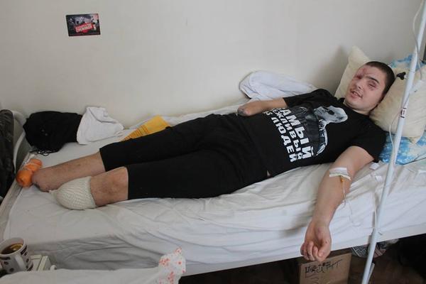 С без ног инвалидами знакомство