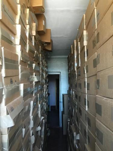 В Украину уже доставили 1084 приборов ночного видения