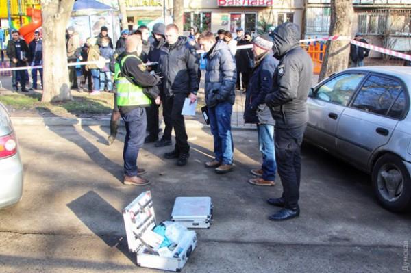 Полиция задержала подозреваемых в совершении краж автомобилей