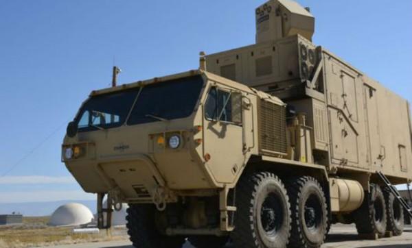 Боевой лазер успешно испытали в Оклахоме