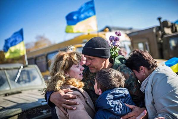 Украинская армия стала одной из самых боеспособных в Европе. Героизм наших воинов - залог победы над врагом, - Турчинов - Цензор.НЕТ 9616