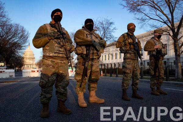 В США боятся повторения событий 6 января