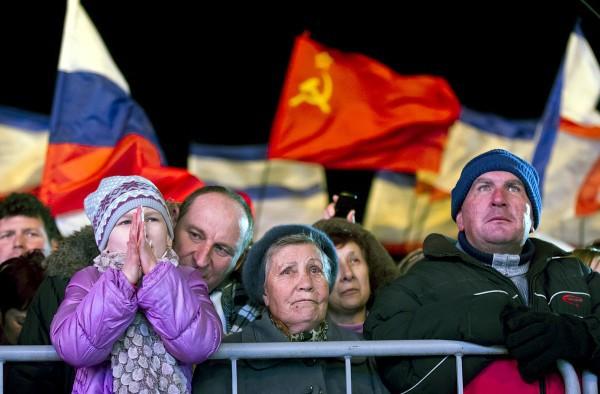 По словам главы крымской ЦИК, в Севастополе проголосовало больше человек, чем там живет
