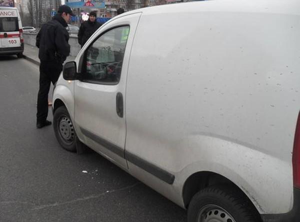 Конфликт на дороге закончился стрельбой
