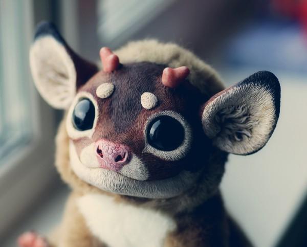 Авторская кукла Santani