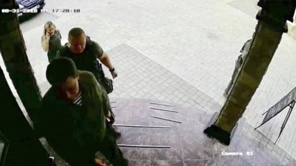 Захарченко первым входил в Сепар