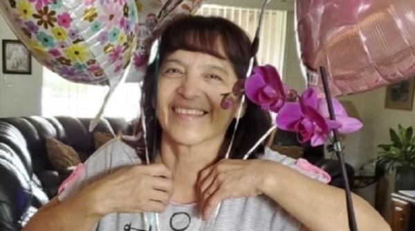 Погибшая Мария Андреа Сальгадо Лопез