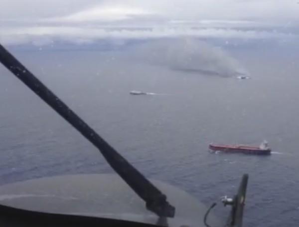 С борта уже эвакуировали более 130 пассажиров