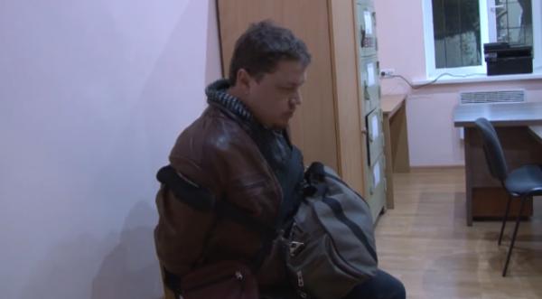 По данным ФСБ, он собирал для украинских спецслужб