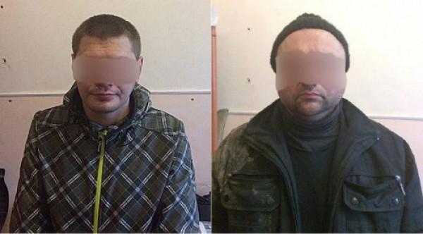 Киллеры-неудачники были задержаны после того, как заложили взрывчатку в авто