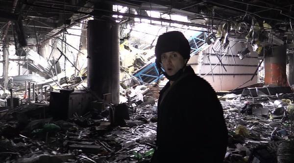 Грэм Филлипс - британский журналист, работающий на сепаратистов